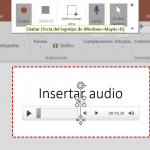 Elementos multimedia: Audio y Vídeo