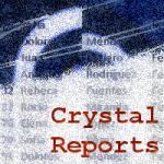 Cursos, manuales y tutoriales de Crystal Reports