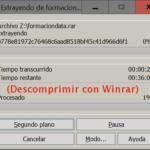 Tutorial comprimir archivos con Winrar