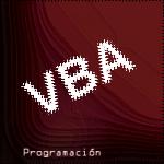 Manuales, cursos y tutoriales de programación VBA