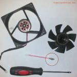 Limpiar el ventilador de un equipo informático
