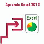 Tutorial en línea de Ms Excel 2013