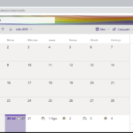 Calendarios en Outlook