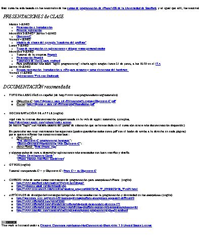 Curso gratis Programación para smartphones