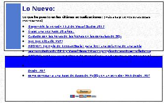 web con manuales VB