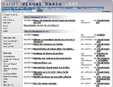 foros visual basic