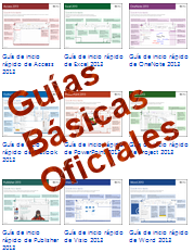 Manuales gratis de Ms Office 2016