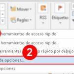 Herramientas de Ms Outlook 2013