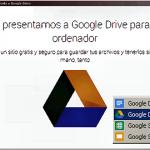 Guía rápida de Google Drive