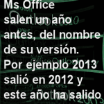 Evolución de Ms Outlook