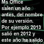 Evolución de Ms Outlook