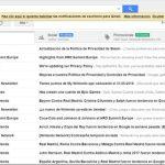 Guía rápida Gmail