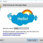 Tutorial de Skype for business in 2016