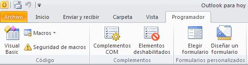 Aplicaciones que componen Office 2016