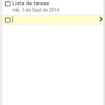 Software de ayuda para la gestión de las tareas