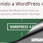 Manuales y tutoriales de WordPress