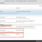 Firmar emails en Outlook con certificados digitales