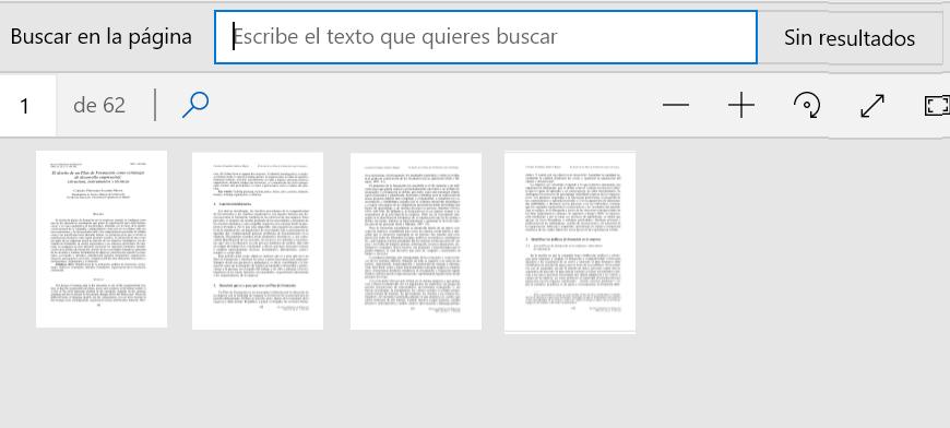 buscar texto en un PDF