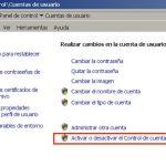 Cómo desactivar el control de cuentas de usuario de Windows