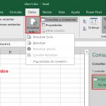 Enlazar datos a otras hojas del libro de Excel