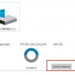 Cómo liberar espacio del disco duro de Windows