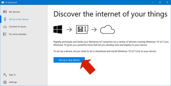 Manuales y tutoriales de Windows 10 IoT