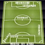 Posiciones de fútbol en el terreno de juego