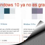 Instalación Windows 10 con medios de arranque