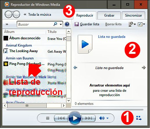 Media Player en Windows 10