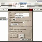 Casilla de verificación en formularios Word