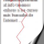 Recuperar texto de un fichero dañado