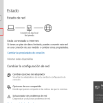 Configurar el área local en Windows 10