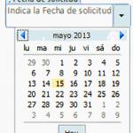 Otros controles para formularios de Word 2013