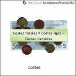 Control de costes con Ms Project