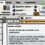 Insertar un archivo de Word 2013 dentro de otro