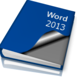 Manual en PDF de Ms Word 2013