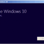 Guía de instalación de Windows 10