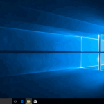 Entorno de trabajo de Windows 10
