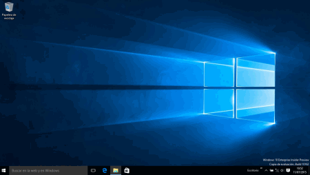 Operativa avanzada con Windows 10