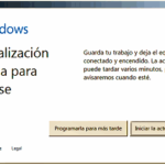 Instalar y desinstalar Windows 10
