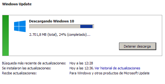 instalar Windows10