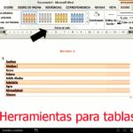 Formato en tablas de Word 2013