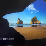 La pantalla de bloqueo de Windows (Lock screen)