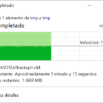 Gestionar ficheros en Windows 10