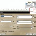 Ordenar tablas en Word 2013