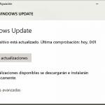 El servicio Windows Update