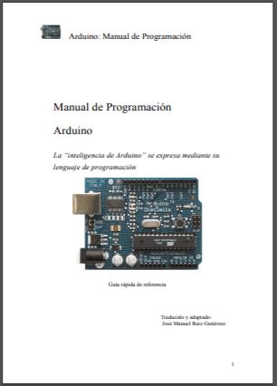 Manual programación Arduino