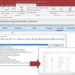 Documentar e imprimir el diseño de una base de datos Access