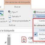 Cómo realizar búsquedas de mis archivos personales en Windows 10