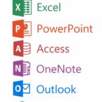 Versiones disponibles y actualizaciones de Ms Office